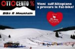 Fat bike, val formica altopiano di asiago