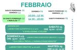 """Eröffnungen und Aktivitäten des Monats FEBBRAIO 2020 des Naturalistischen Bildungsmuseums """"Patrizio Rigoni"""" von Asiago"""