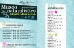 """Öffnungen und Aktivitäten der Monate Dezember und Januar 2018 2019 der didaktischen Naturmuseum """"Patrizio Rigoni"""" di Asiago"""