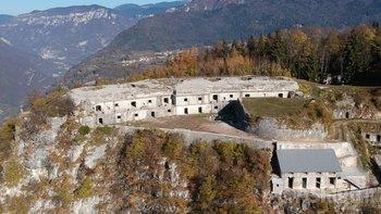 Apertura straordinaria del Forte Corbin per festività di Ognissanti e ricorrenza 4 novembre  - Dal 1 al 4 novembre 2019