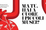 3rd National Day of Small Museums at the Asiago Naturalistic Museum - 29 September 2019