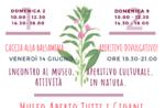 """Aperture e attività del mese di GIUGNO 2019 del Museo Naturalistico Didattico """"Patrizio Rigoni"""" di Asiago"""