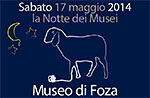 Nacht der Museen Museum von 2014 Foza, Asiago Hochebene Mai 17 Samstag