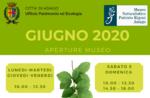 Eröffnungen des Naturalistischen Museums Patrizio Rigoni in Asiago - Juni 2020