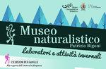 Laboratorien und Winteraktivitäten im Naturhistorischen Museum von Asiago