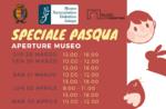 """Öffnungen und Ostern Aktivitäten der pädagogischen Naturmuseum """"Patrizio Rigoni"""" vom 29. März bis April 3-2018 Asiago"""