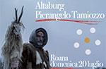 HOGA ZAIT Altaburg musico-dramma con Pierangelo Tamiozzo, Roana, 20 luglio 2014
