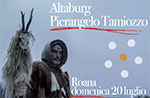 HOGA ZAIT Altaburg Musico-Drama mit Pierangelo Tamiozzo, Roana, 20. Juli 2014