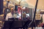 Al Gran Caffè Adler musica dal vivo con Blue Moon Duo, Asiago, 30 lug 2016