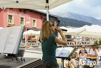 Eva e Remo in Val Formica
