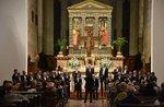 Konzert mit dem Chor-Gruppe von Bolzano Vicentino in im Treschè Becken, 8. August 2017