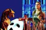 "HALLO MUSICAL-Hommage an das Musical ""Mamma Mia"", ""Romeo und Julia"" und ""Notre Dame de Paris"" in Asiago-10. Februar 2018"