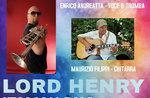 """Konzert-Nachmittag im August live mit der italienischen Duo """"Lord Henry"""" al Rifugio Val Ant-Asiago-15 August 2018"""