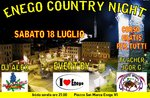 ENEGO COUNTRY NIGHT - Musica country ad Enego - 18 luglio 2020