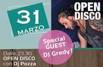 Öffnen Sie am Abend DISCO mit Dj Gredy und Dj Pool bei La Quinta 2002-Altopiano di Asiago-31 März 2018