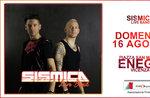 """Musik mit """"Sismica"""" auf dem Markusplatz in Enego - 16. August 2020"""