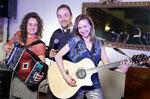 Serata musicale con il gruppo locale UNIDIVERSI, 6 luglio 2014 Roana