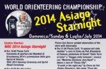 WM 2014 Asiago Starnight Astronomie Nacht, Musik und Tanz 6 Juli Asiago