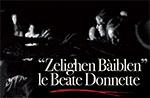 HOGA ZAIT Spettacolo Zelighen Bàiblen - le Beate Donnette, Cesuna, 19 luglio