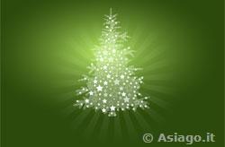 Accensione dell'Albero di Natale ad Asiago