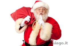 Babbo Natale ad Asiago
