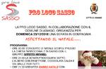 Warten auf Weihnachten, Sasso di Asiago-23 Dezember 2018