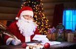 Santa Claus in Asiago für alle Kinder, 11. Dezember 2016
