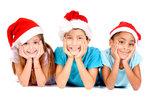 Il segnalibro di Babbo Natale, laboratorio per bambini a Gallio, 24 dicembre 2016