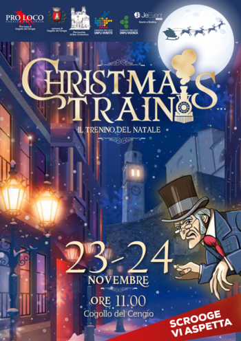 christmas train a cogollo del cengio