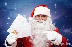 """Laboratorio per bambini """"Scrivi la lettera a Babbo Natale"""""""