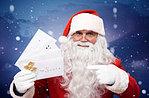 Santa wartet auf alle Kinder in seinem Ferienhaus in Asiago - 22 Dezember 2019