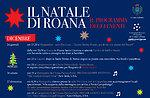IL NATALE DI ROANA, programma eventi Natale 2015-2016
