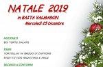 Weihnachtsessen 2019 in Baita ValMaron, Enego - 25. Dezember 2019