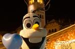 OLAF über die magische Welt der gefrorenen Ai Giardini di Natale di Asiago-19 November 2017