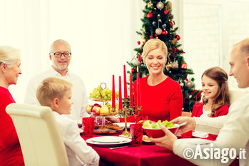 Foto Di Natale Famiglia.Natale 2017 Proposte Per Il Pranzo Di Natale Sull