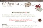 Weihnachten-Mittagessen in der Hütte Val 2015 Ant, Altopiano di Asiago Dezember 25
