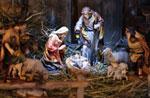 Geburt: Reproduktion der Geburtskirche, Gallium, 30. Dezember 2016