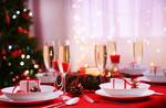 """Weihnachten Mittagessen im Restaurant """"Ai Mulini"""" am 25. Dezember 2017 Gaarten Hotel -"""