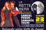 Dunkle Nacht 2014-Asiago Tanz in die Nacht mit Samuel Peron und Samanta Togni