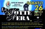 Notte Nera Asiago 2017 - Notte di spettacoli folkloristici e balli ad Asiago