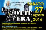 Notte Nera Asiago 2016 - Notte di spettacoli folkloristici e balli ad Asiago