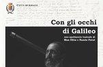 """""""Mit den Augen von Galileo"""" - Theateraufführung in Asiago des Astrophysikers Nando Patat - 23. August 2019"""