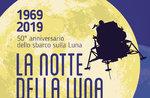 DIE NACHT DER LUNA AD ASIAGO - Abend zum 50. Jahrestag der Mondlandung - 20. Juli 2019