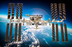 Sternwarte: ISS ISS 3. August 2017 in Asiago