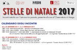 STELLE di NATALE 2017 - Incontri all