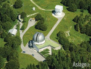 telescopi a cima ekar