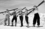 Ostermontag in Val Ant mit LUSIANESI Meisterschaften, Asiago Hochebene, 28 März