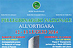 Nationale Wallfahrt zum Gedenken an die gefallenen mit Ortigara, Asiago