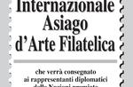 50. Internationaler Preis für Filatelic Art in Asiago - 20. September 2020