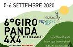 """""""6th Panda Mittelwalt Tour"""" auf dem Asiago Plateau: 2020 Treffen für Fiat Panda Enthusiasten - 5.-6. September 2020"""